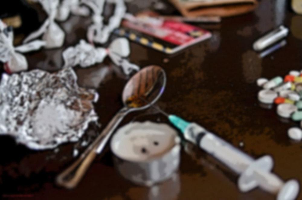 Se estima que en Colombia hay 15 mil personas que se inyectan drogas. -