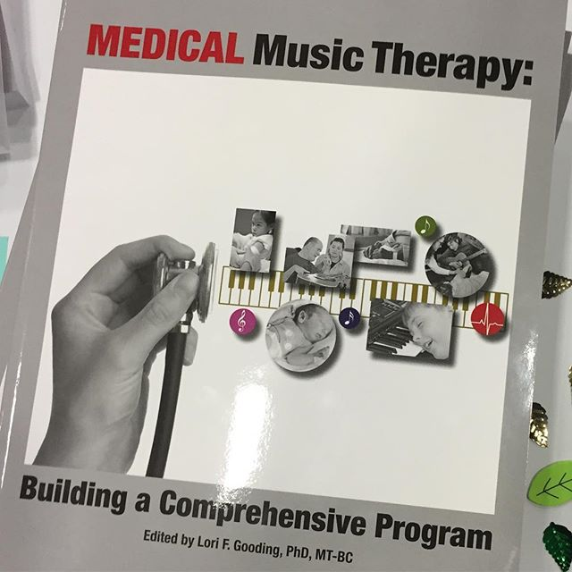 Great read here! For all you Music Therapists out there, this is a must have!! . . . . #learning #growing #books #bookshelf #gucci #huge #read #motion #point #motioncontrol #put #together #wellness #boston #sttartup #startup #techlife