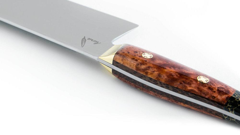 Aura 3D handle