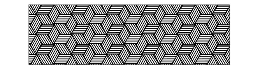 ICON - EDC Ink Laser Engraving Pattern
