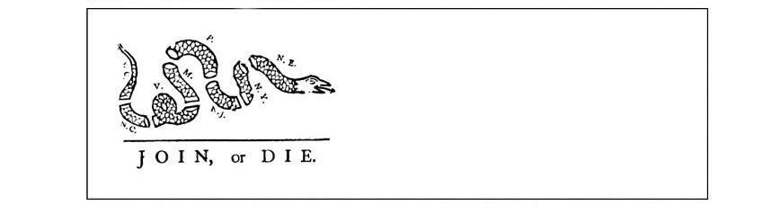 JOIN, or DIE - EDC Ink Laser Engraving Pattern