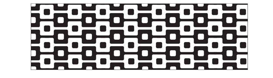 RETRO - EDC Ink Laser Engraving Pattern