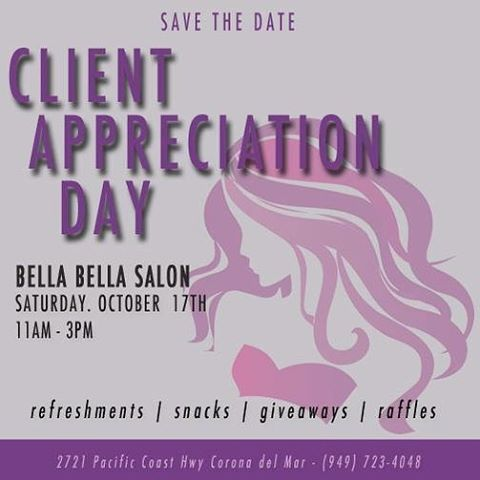 Client Appreciation Day!