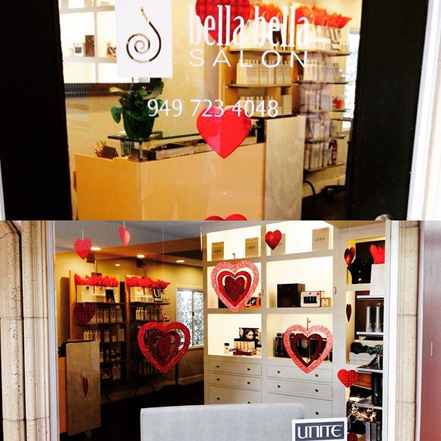 Bella Bella Salon CDM ready to share some 💗LOVE 4 HAIR💗