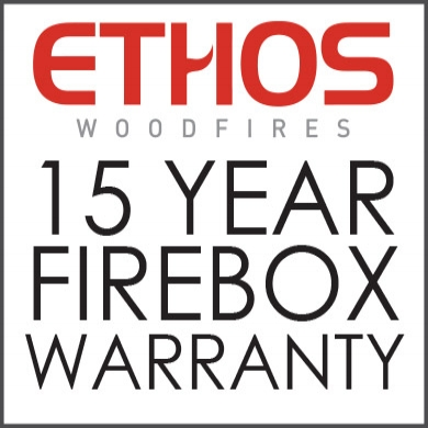 15 YEAR FIREBOX WARRANTY