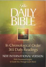 Daily Bible Cover