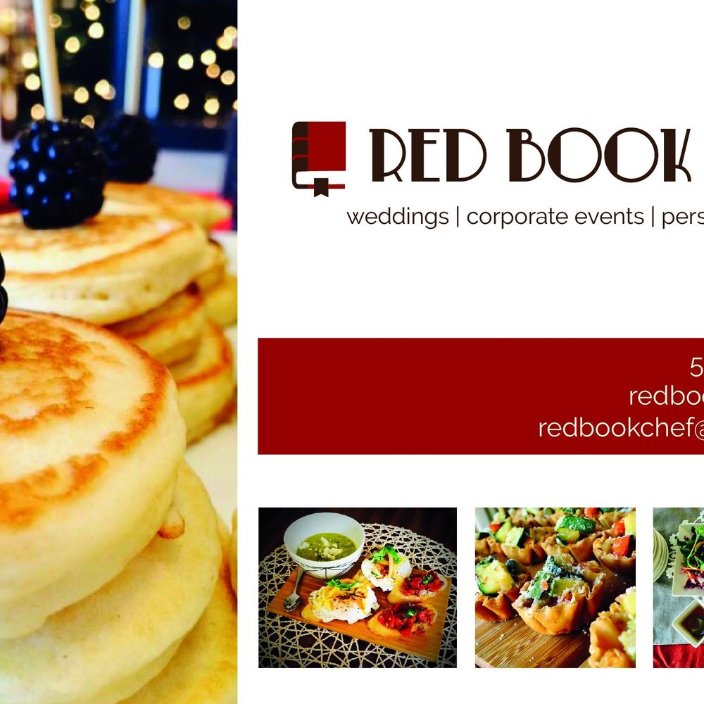 Redbook Chef - Branding and Marketing
