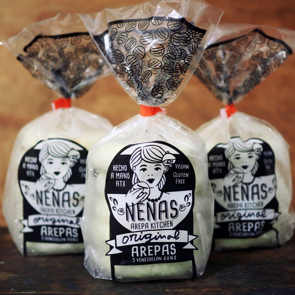 Nenas Arepa Kitchen - Branding and Packaging