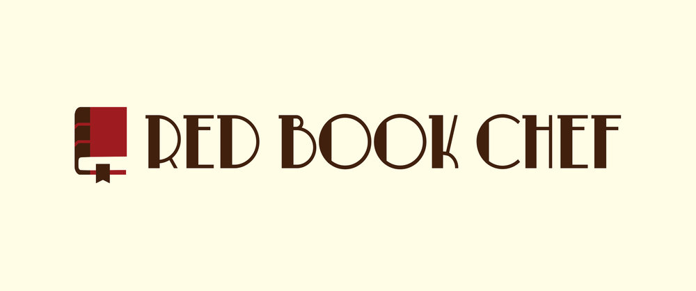 Red Book Chef Logo