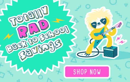 Site Pop-up - Created all illustration assets used in the 2018 Back to School Campaign.
