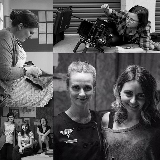 On 'Telepathy', we were very proud to have many talented women in both the cast and crew. Happy International Women's Day! #telepathyfilm #iwd2016 #womeninfilm @indimaxproductions