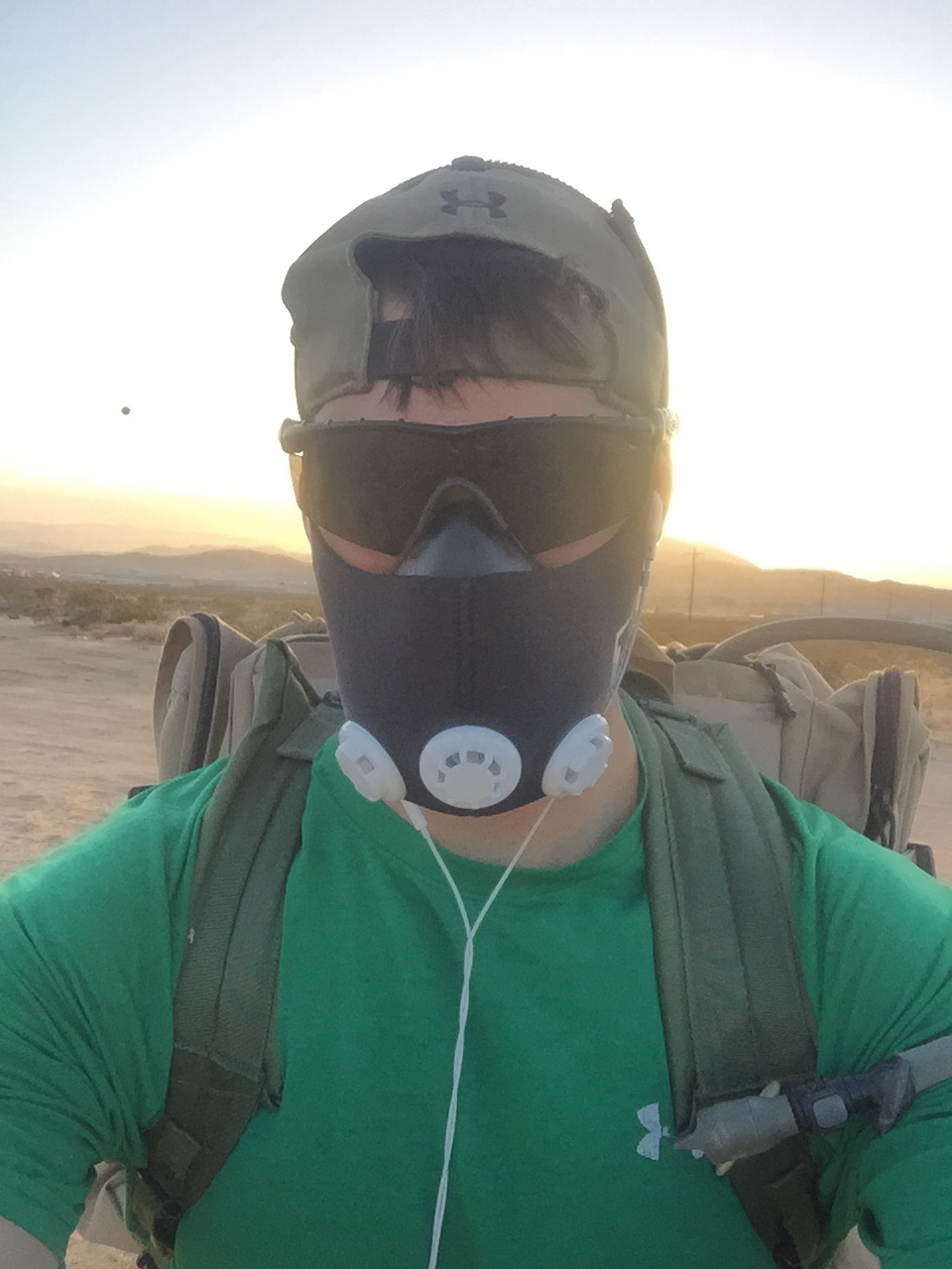 6 mile ruck up tv hill w/elevation mask    3x5 snatch @70%    4rds  400m run  15 dips  20 50lb kettlebell swings