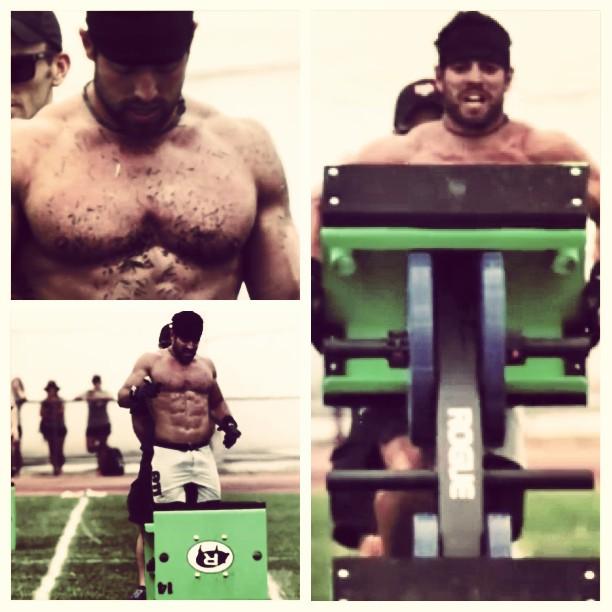 myboxlive :     #crossfitgames #crossfitpics #crossfit #myboxlive #myboxpics     15min amrap 400m run 20 push ups 20 kettlebell swings   3 rounds + run + push ups