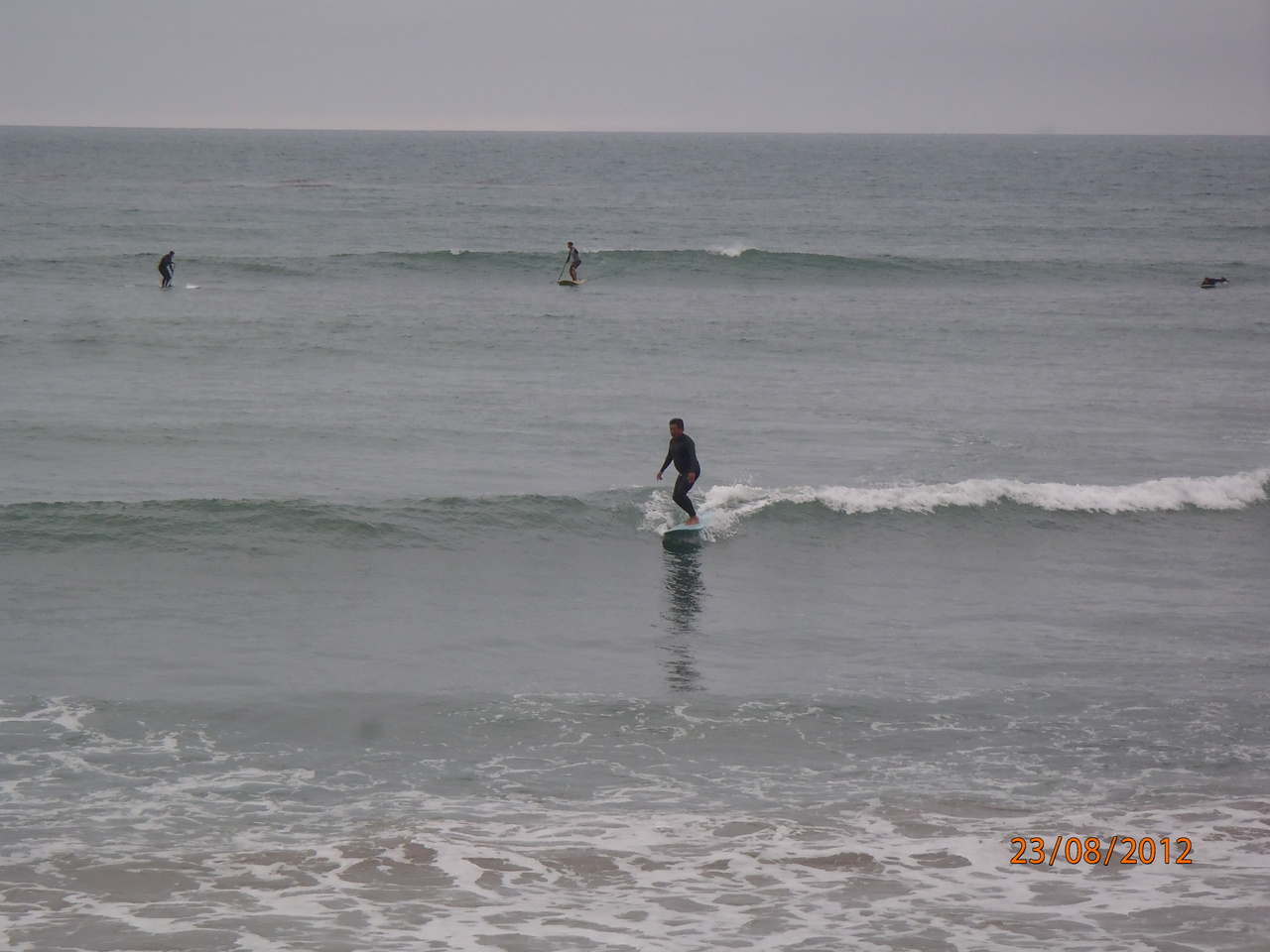 Spent all day Thursday surfing! thought I was going to get skunked in Jalama, but found gold just north of Ventura!