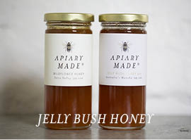 Jelly Bush Honey - The Science