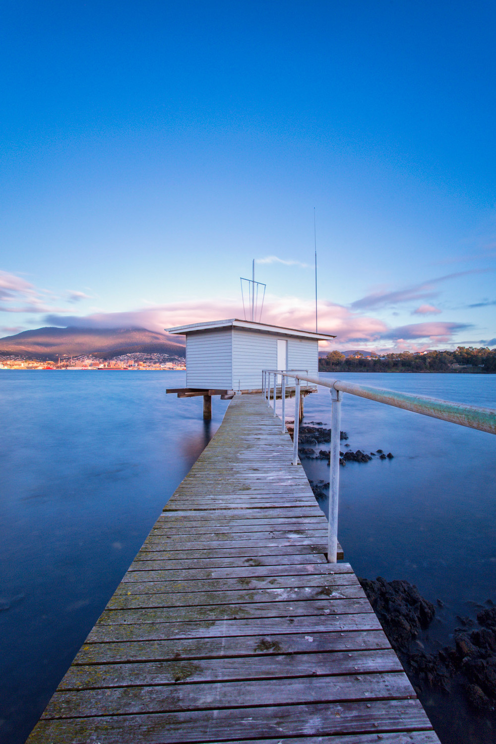 Bellerive Jetty - 15sec @ f11 - ISO100