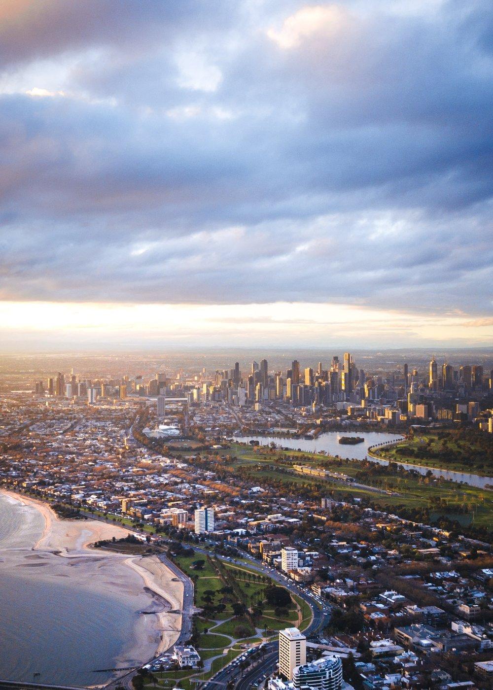 City Skyline -