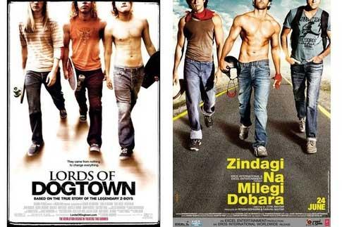 Lords of Dogtown vs Zindagi Na Milegi Dobara
