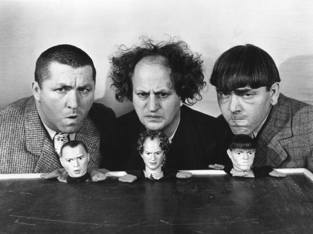 an examination of the comedy of the three stooges Brandon is a 30-something man living in new york who is unable to manage his sex life after his wayward younger sister moves into his apartment, brandon's world spirals out.