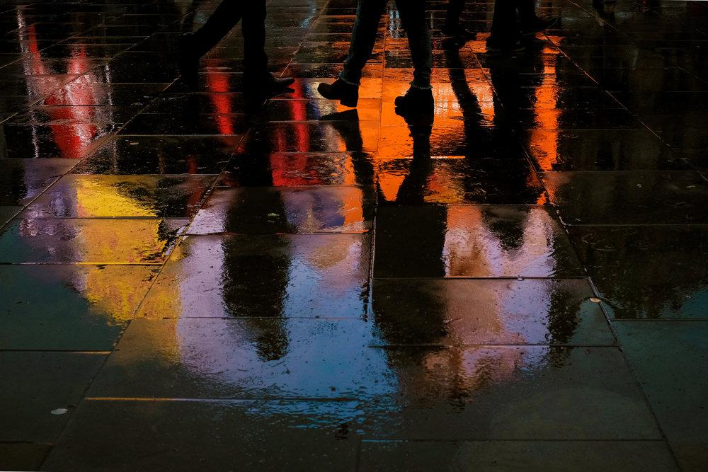 Shadows on tour
