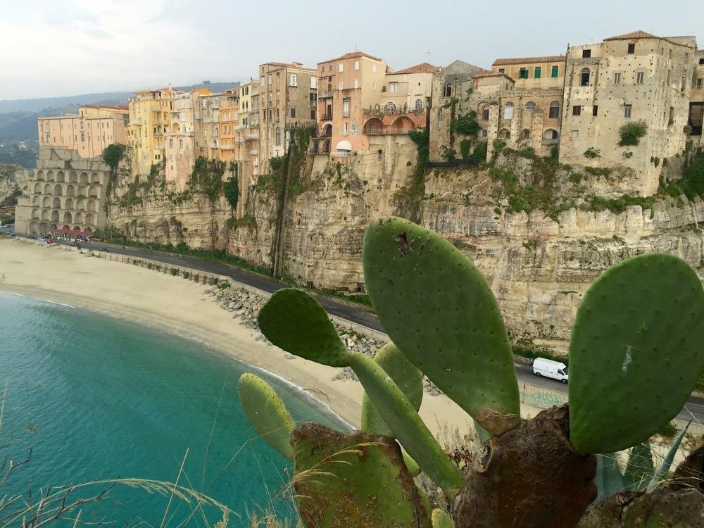 TRopea - view fromSanta Maria dell'Isola