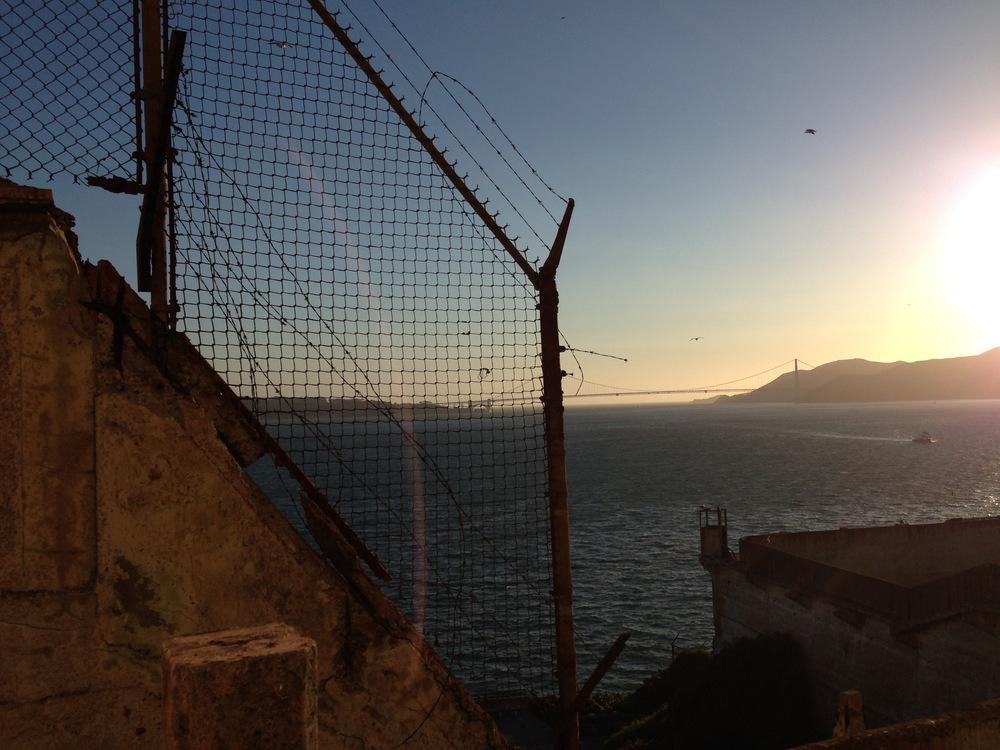 Alcatraz - Night Tour
