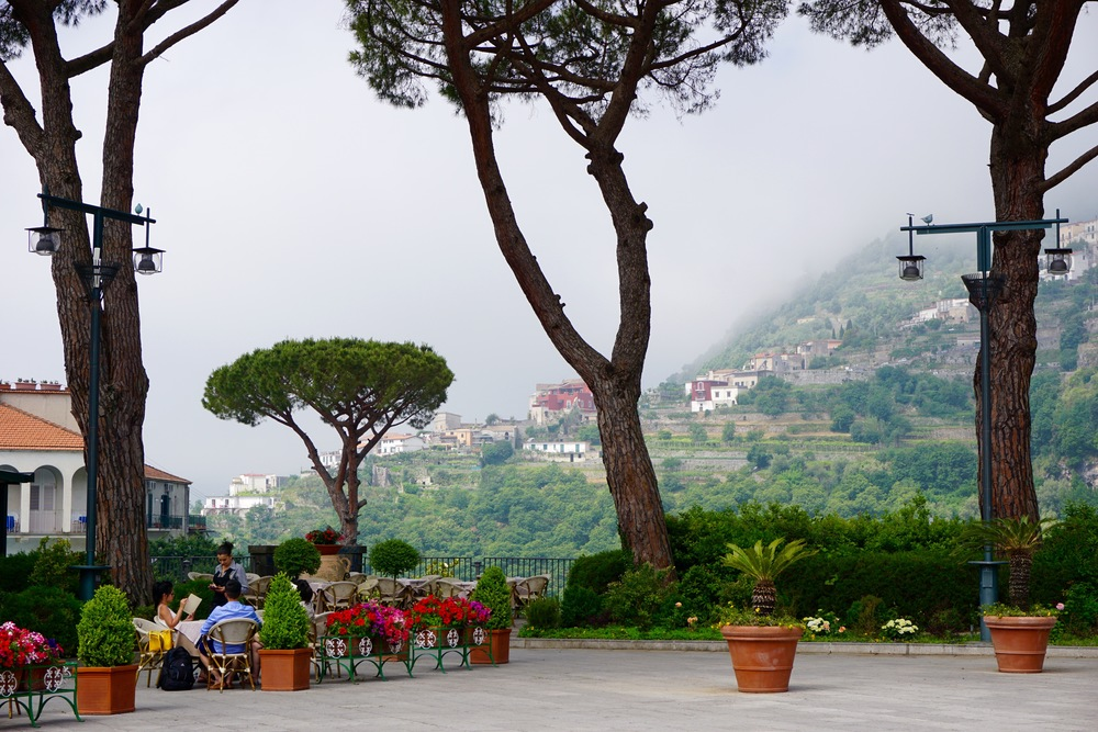 Main square, ravello