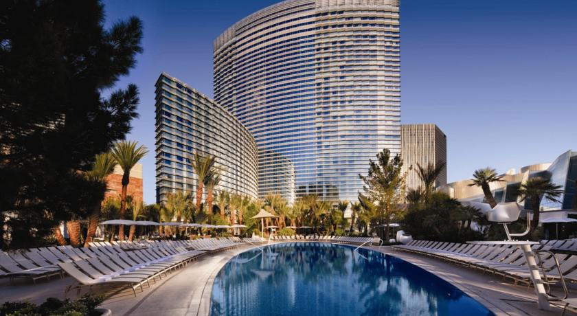 Aria Hotel - Photo is from the Hotel's website