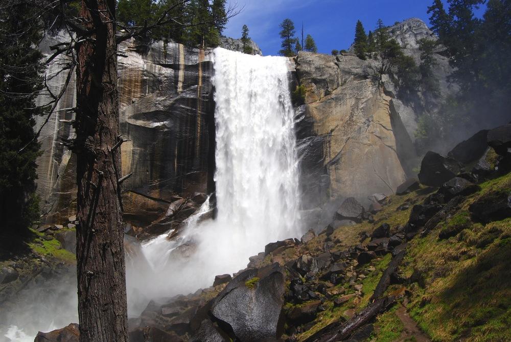Yosemite - Vernal Falls