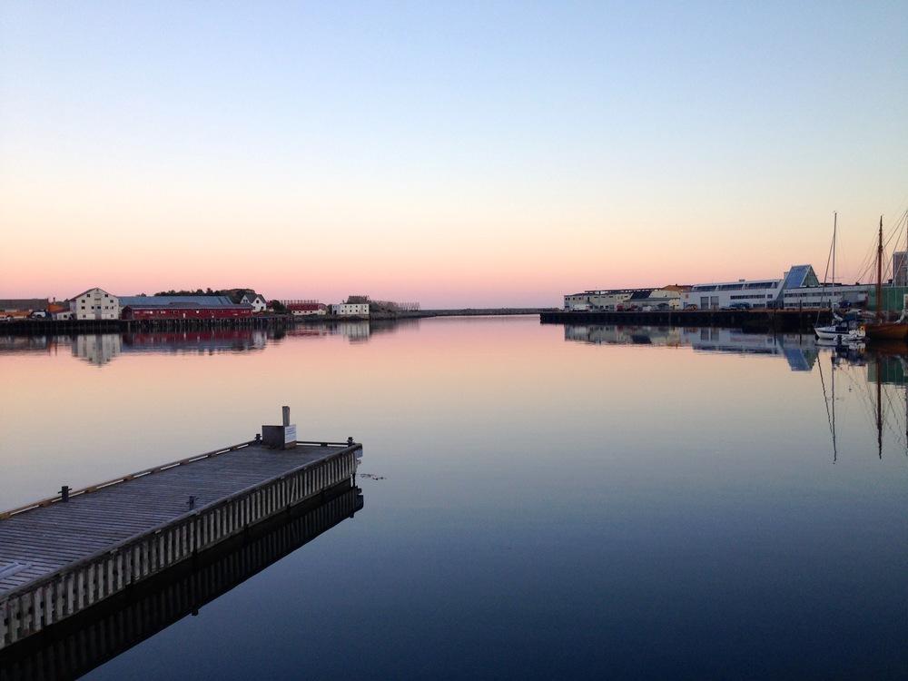 Svolvaer - Midnight Sun at 2am