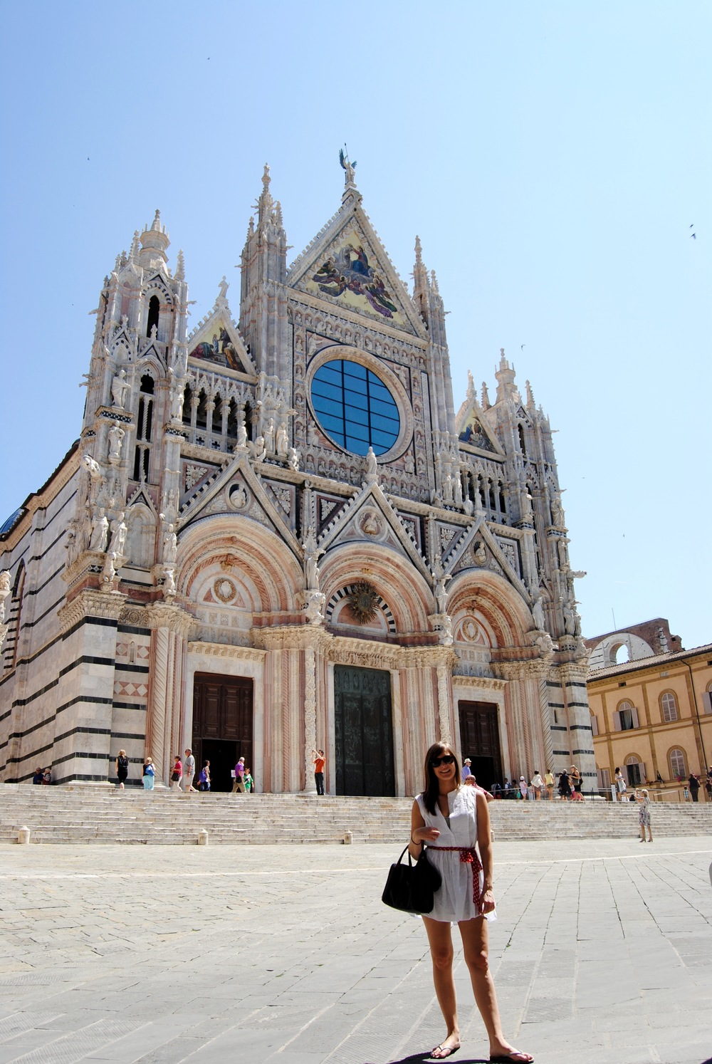 Siena Cathedral with a side of Alana