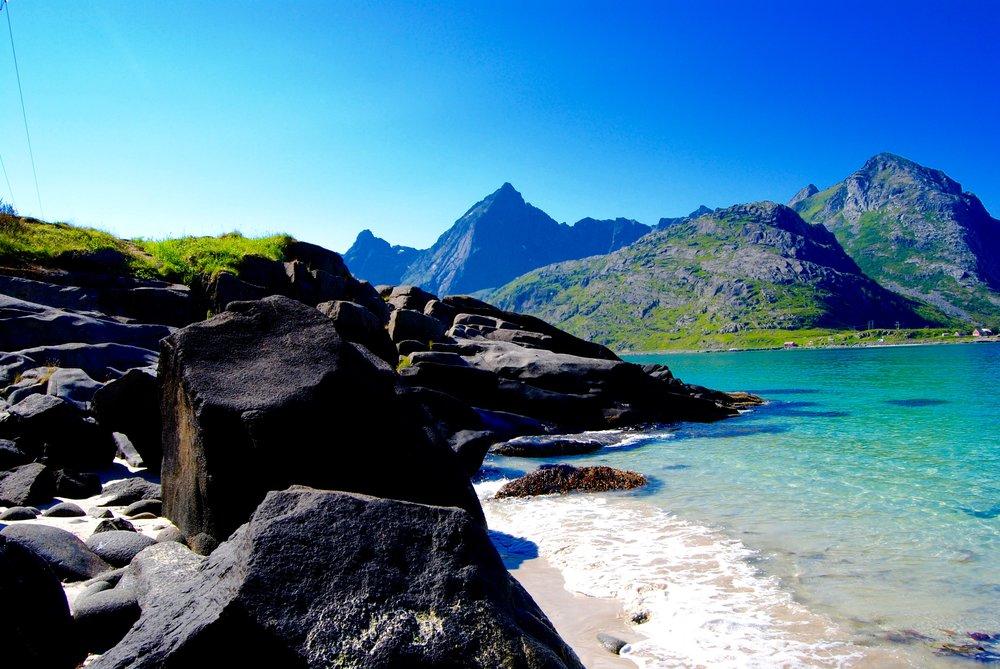 Best Places Lofoten - Reinbringen