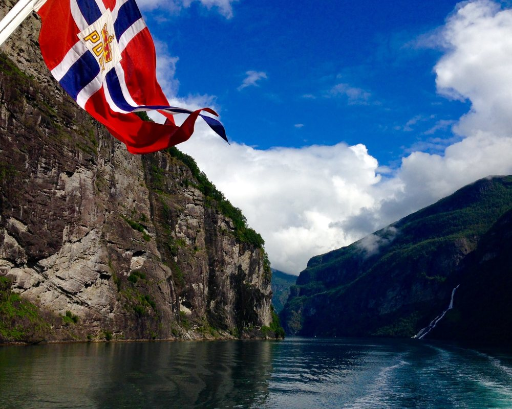 Weird Interesting Facts Norway - Fjord