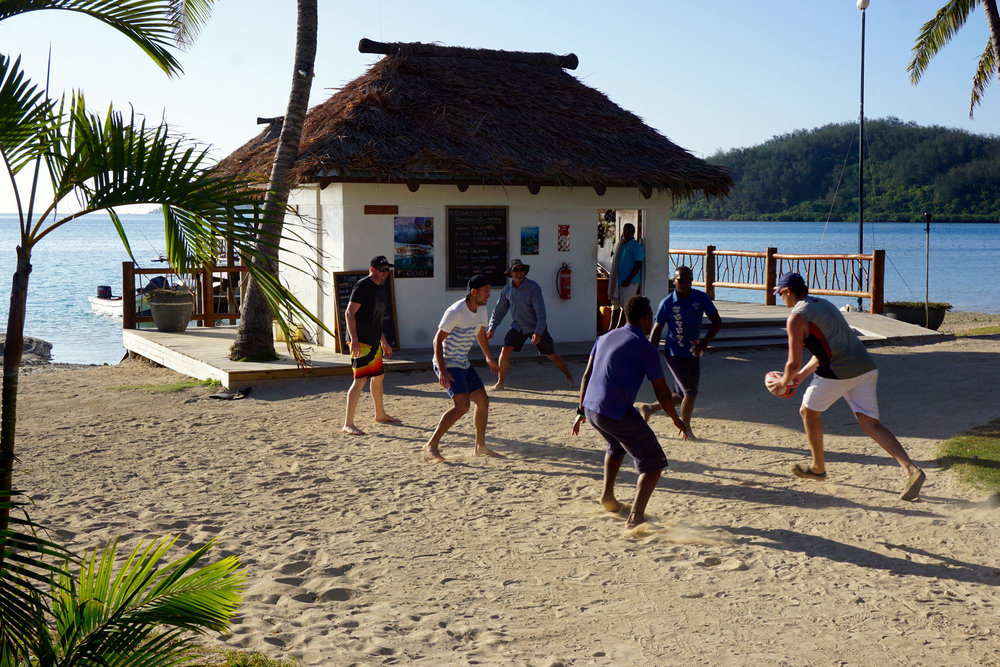 20 photos to convince you to travel to fiji - Rugby