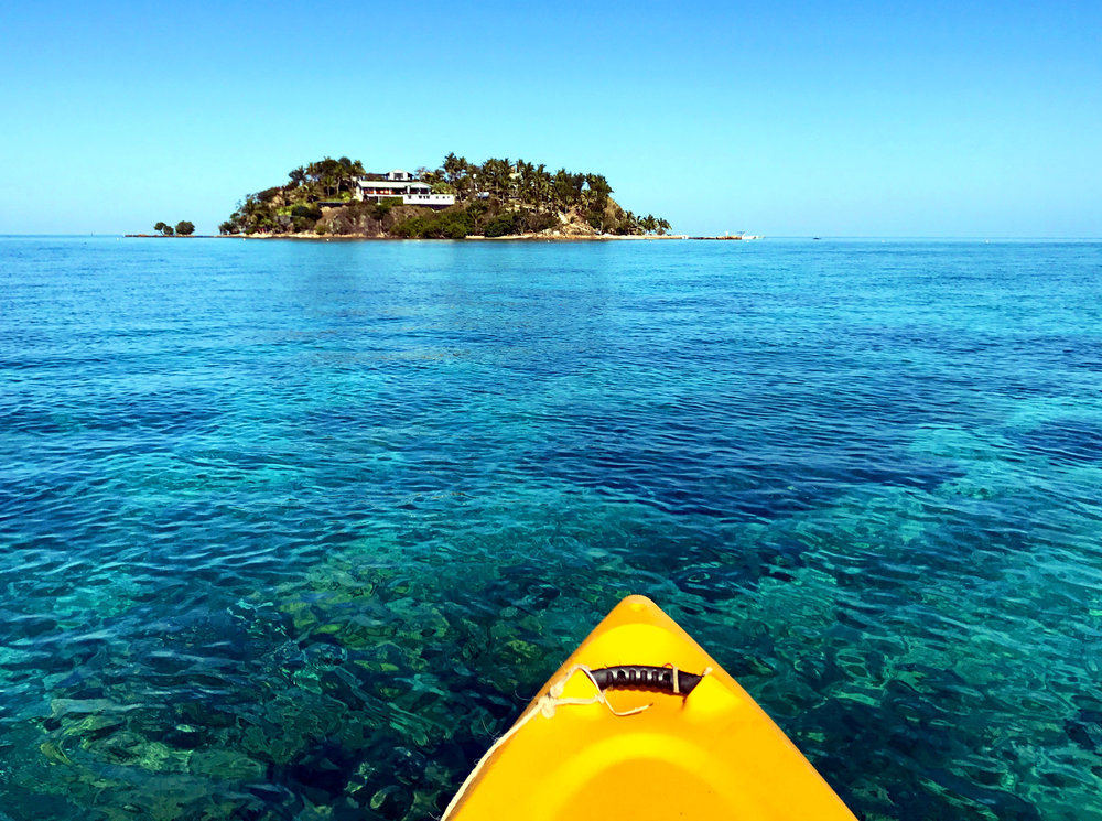 20 photos to convince you to travel to fiji - Kayaking