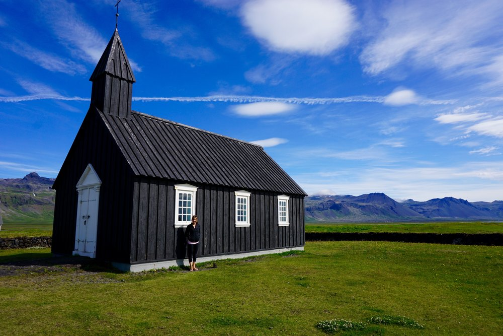 Budakirkja Church - Day 2 of 10 Days in Iceland