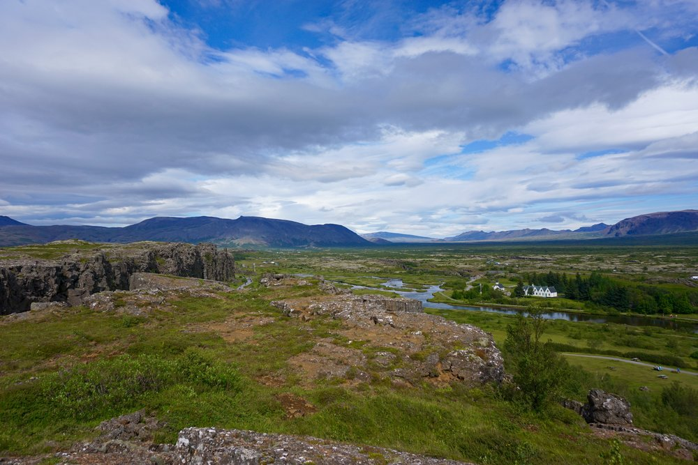 Pingvellir National Park - Day 2 of 10 Days in Iceland