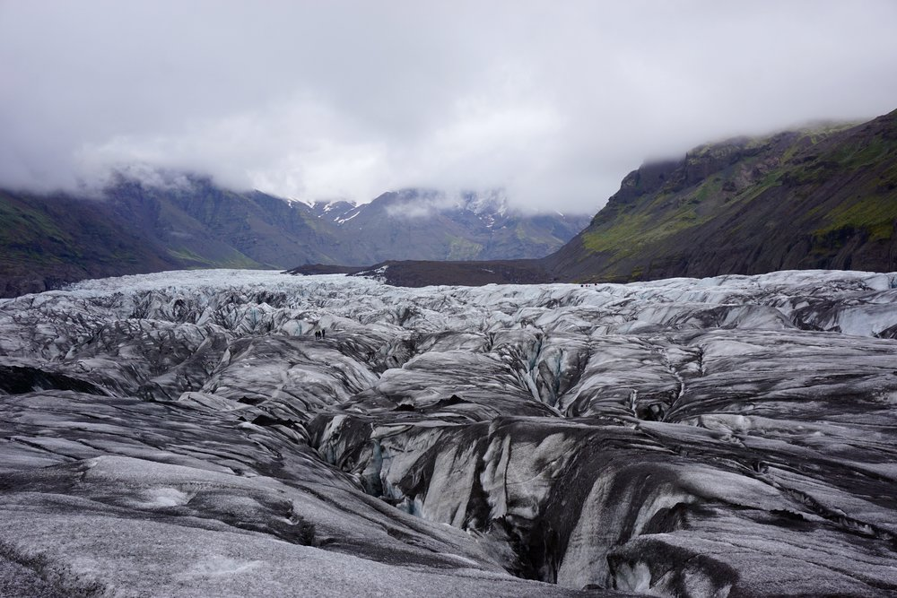 Beyond the Wall at Vatnajokull Glacier - Day 7 of 10 Days in Iceland