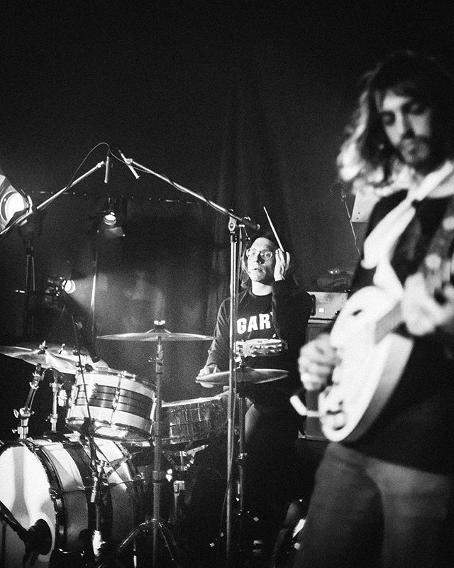LF with @triptides tonight in london at @shacklewellarms photo by @juditholofernes
