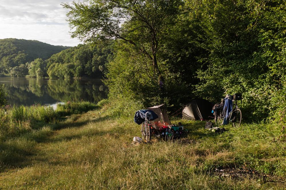 Close to Ridkivtsi, July 6