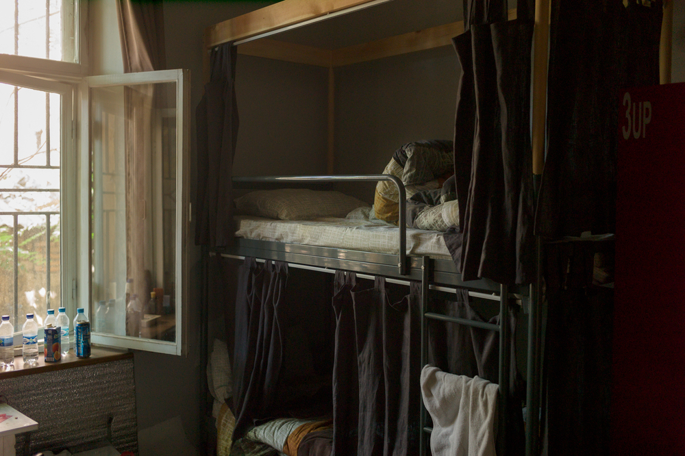 Hostel in Odessa. June 12