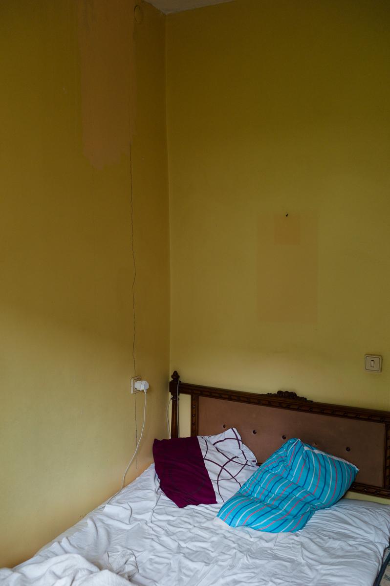 Kizmo's room in Batumi, July 27 - 29