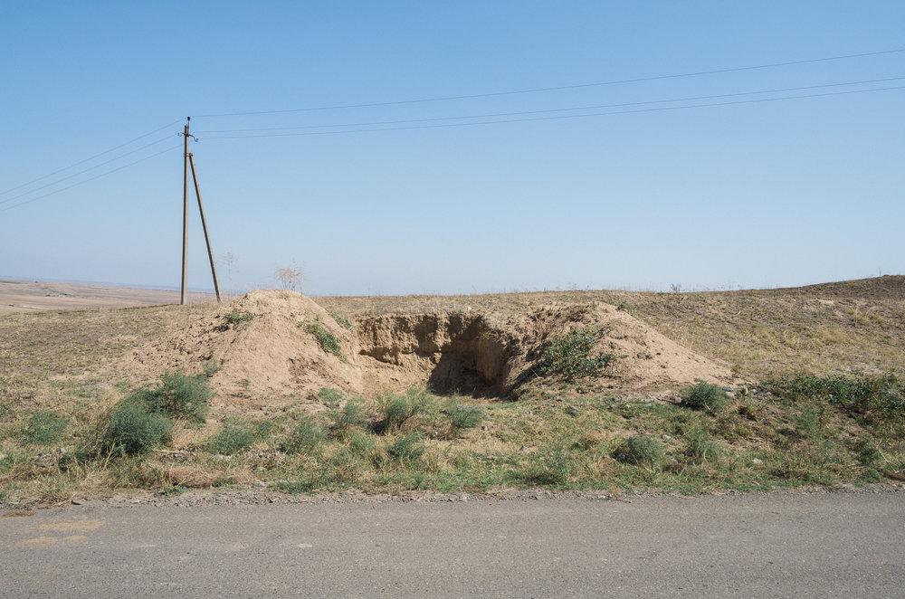 Schützengraben, Tigranakert