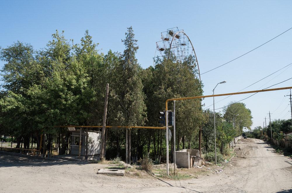 Verlassener Vergnügungspark, Martakert