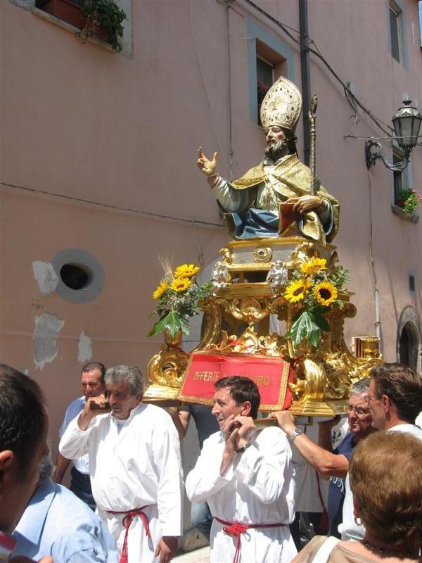 San Lupo - Festa