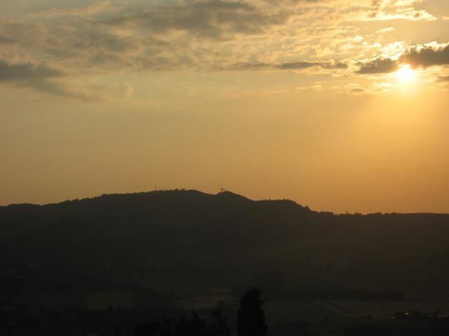 Bolongna - Sunset