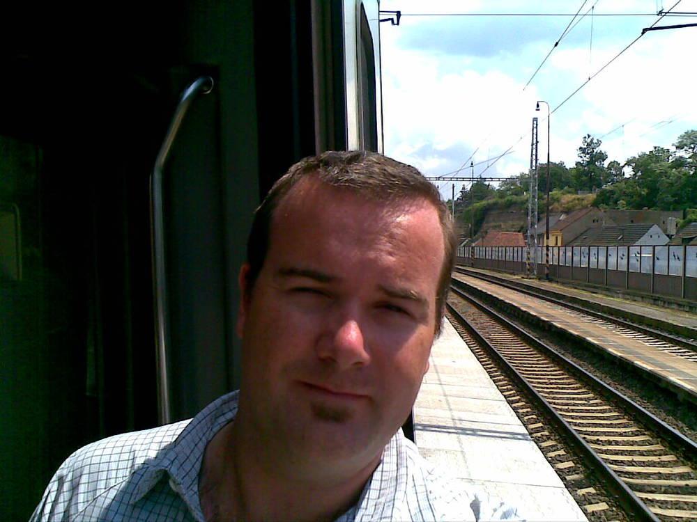 Train to Prauge