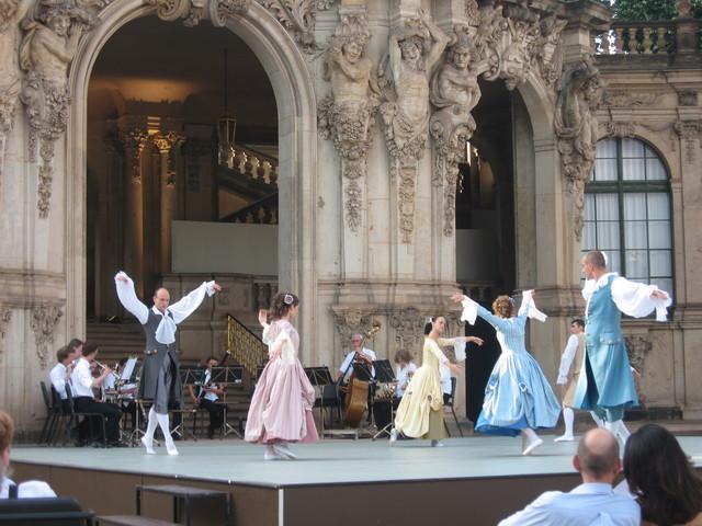 Dresden - Ballet