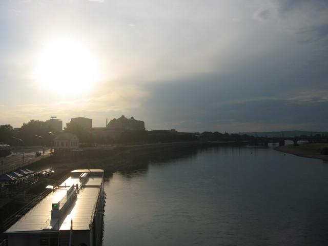Dresden - Sunset