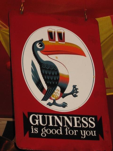 Ireland - Guinness sign